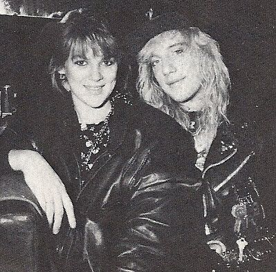 Bekka Bramlett and Jani Lane - Jani Lane and Bekka Bramlett
