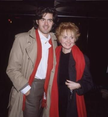 Lulu  and John Frieda