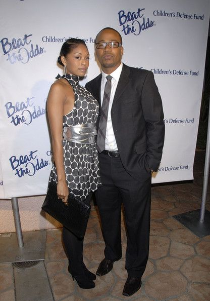 Tanee McCall-Short Columbus Short and Tanee McCall