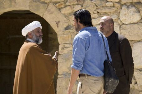 Jim Caviezel - The Stoning of Soraya M. (2008)