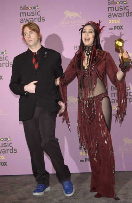 Elijah Allman Billboard Music Awards December 2002