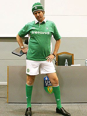Will Ferrell  - sporty irish
