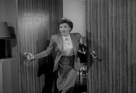 Phyllis Coates In Superman