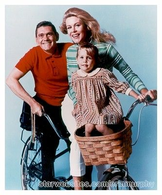Erin Murphy Liz Mongomery, Dick york and