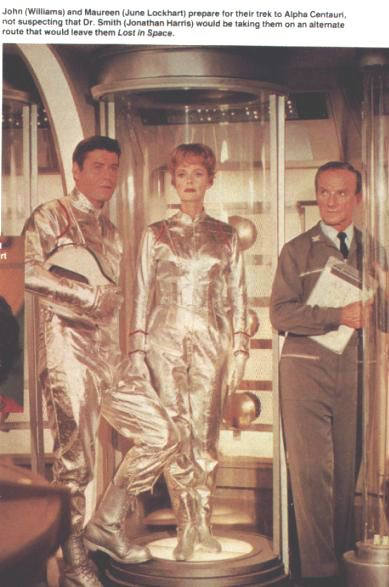 Lost in Space June Lockhart