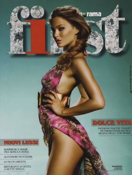 Bar Refaeli - First Magazine [Spain] (August 2006)