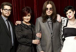 Sharon Osbourne Ozzy Osbourne and