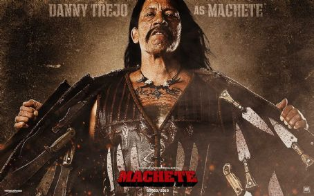 Danny Trejo - Machete Wallpaper