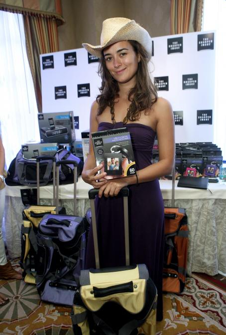 Cote de Pablo - Cote De Pablo - HBO Luxury Lounge In Honor Of The 61 Primetime Emmy Awards Held At The Four Seasons Hotel On September 19, 2009 In Beverly Hills, California