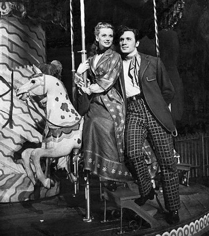 Jan Clayton , Rodgers & Hammerstein , Tutti Camarata* Camarata - Carousel