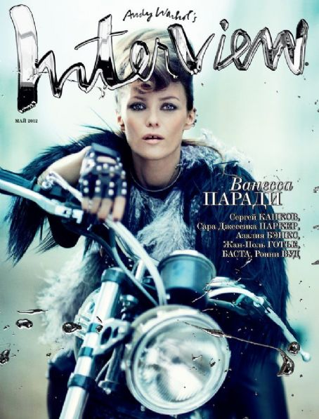 Vanessa Paradis Interview Russia May 2012