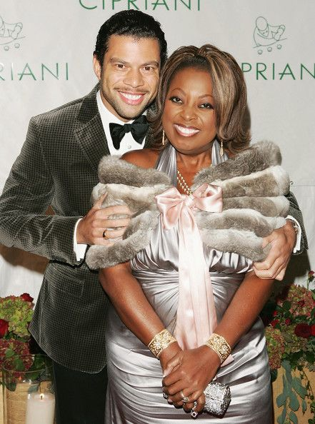 Star Jones and Al Reynolds Photograph