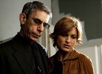 Richard Belzer Law & Order: SVU