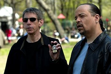 Ice-T Law & Order: SVU