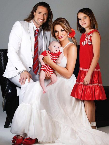 Cecilia Galiano - Sebastian Rulli and Cecilia Galeano