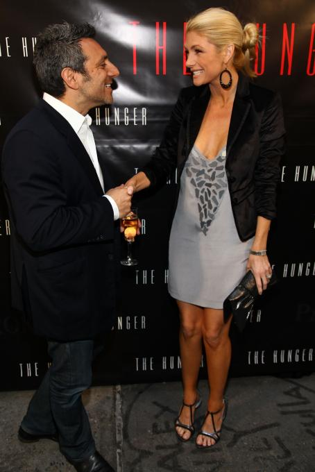 Brande Roderick - The 'The Hunger' Book Launch - The Waverly Inn In New York City 2009-05-11