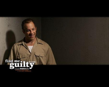 Find Me Guilty Wallpaper 2006