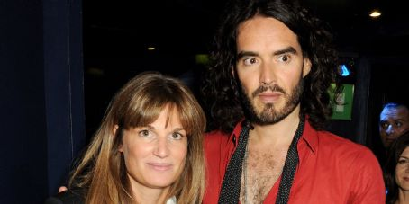 Jemima Khan Russell Brand and