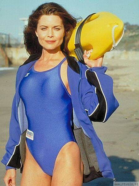 Mitzi Kapture  in Baywatch