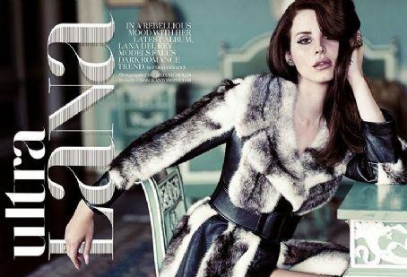 Lana Del Rey Fashion Magazine Pictorial [Canada