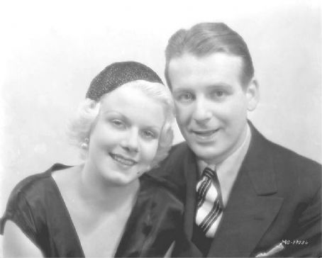 Wallace Ford  with jean harlow