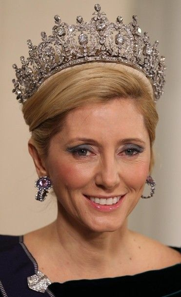 Crown Princess Marie-Chantal - Marie-Chantal, Crown Princess of Greece