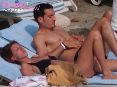 Valentina Liguori Gianluca Zambrotta and