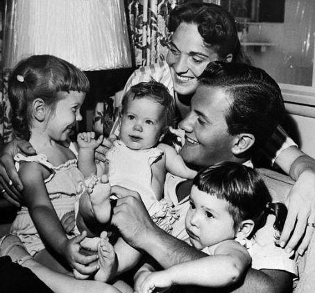 Pat Boone  & Family