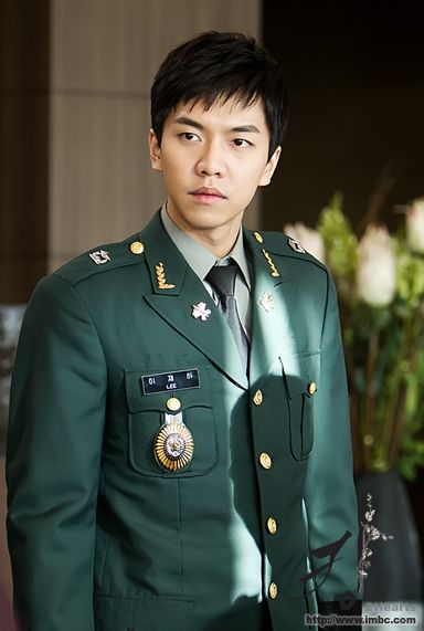 Seung-gi Lee Lee Seung Gi in the Korean drama The King 2 Hearts 2012