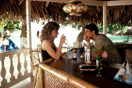 Cocktail Elisabeth Shue and Tom Cruise