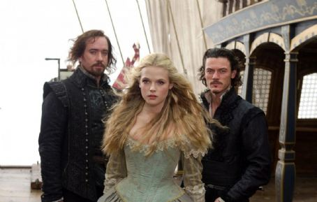 Gabriella Wilde The Three Musketeers Photo