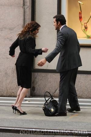 Duplicity Julia Roberts and Clive Owen