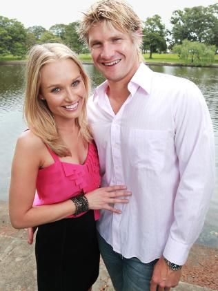 Shane Watson  and Lee Furlong