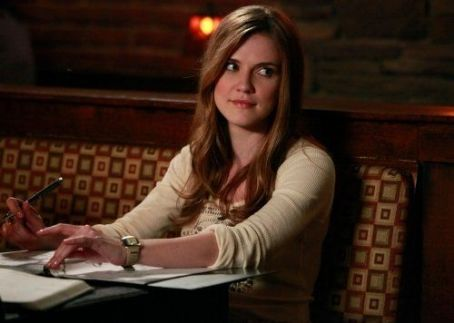 Sara Canning  As Jenna Sommers In The Vampire Diaries (2009)