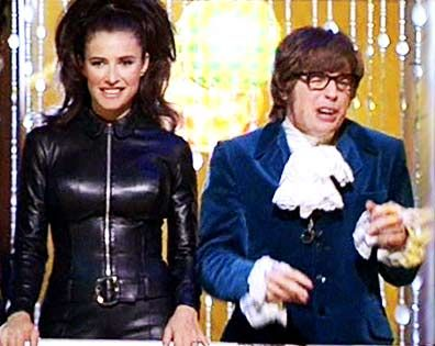 Mimi Rogers Austin Powers: International Man of Mystery