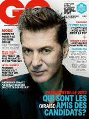 GQ Magazine Cover [France] (November 2011)