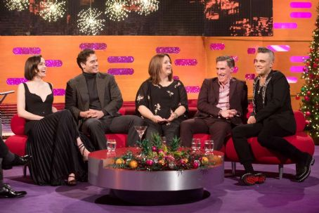The Graham Norton Show in London - 20/12/2019