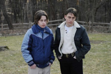 Rory Culkin  as Scott Bartlett and Kieran Culkin as Jimmy Bartlett in Screen Media Films' Lymelife.