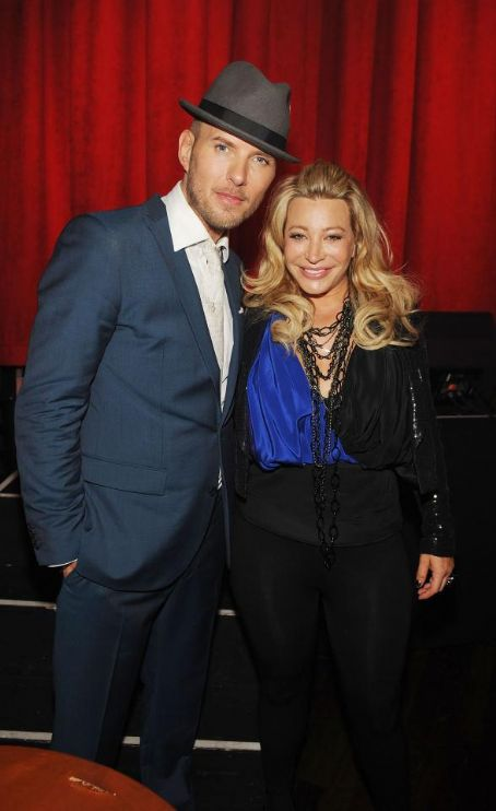 Matt Goss  and Taylor Dayne