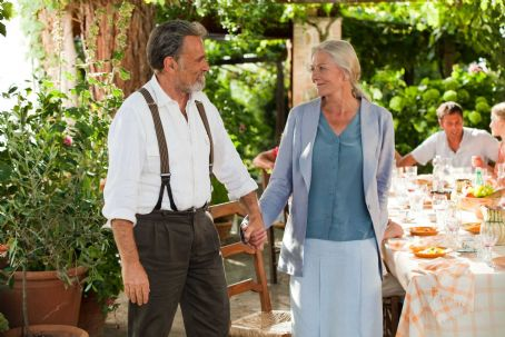 Vanessa Redgrave - FRANCO NERO and VANESSA REDGRAVE star in LETTERS TO JULIET. Photo: John Johnson. © 2010 Summit Entertainment, LLC. All rights reserved.