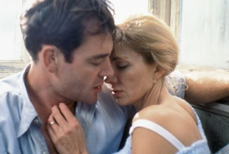 Natasha Richardson and Marton Csokas