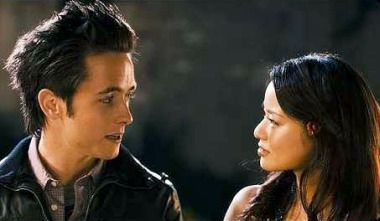 Jamie Chung Justin Chatwin and