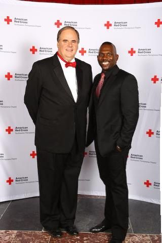 Kevin Navayne - Red Cross Party