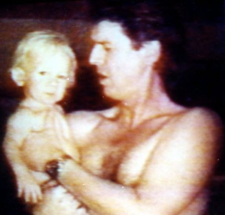 Hugh O'Connor - Hugh with his son, Sean!