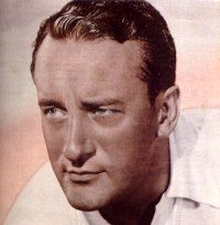 George Sanders Cover on British movie magazine