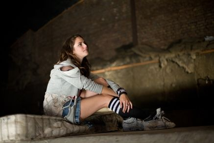Kaya Scodelario - Shrank (2010) Stills / Promotional Photo Shoot