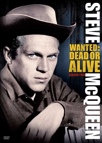 Steve McQueen - Wanted: Dead or Alive