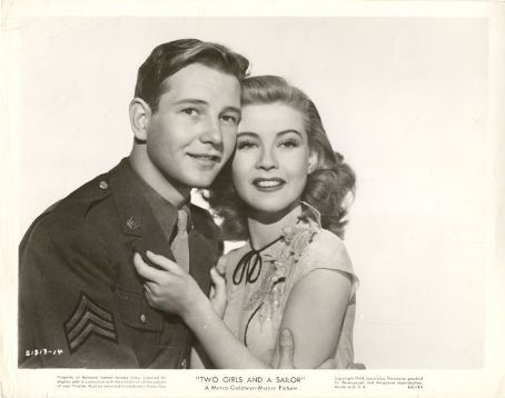 Gloria DeHaven and Tom Drake