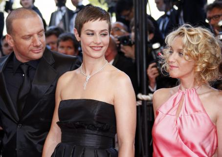 "Ludivine Sagnier - ""Indiana Jones And The Kingdom Of The Crystal Skull"" Premiere During Cannes Film Festival, May 18 2008"