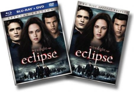 Eclipse DVD Ready For Pre-Orders At Amazon